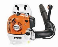 Профессиональная ранцевая воздуходувка Stihl BR 200 D